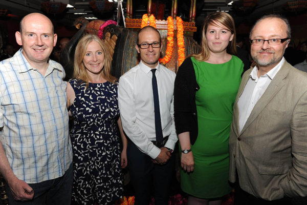 Enda Mullen & wife Christine_Stacey Barnfield, Claire Proctor, Marc Reeves