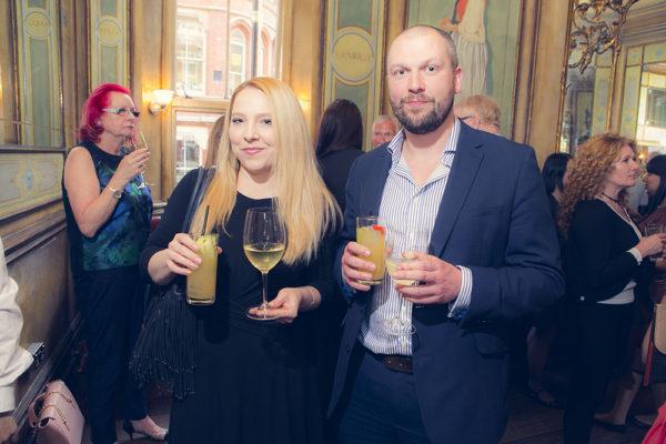 HDV_Zuzana Kunertova & Tim Rose